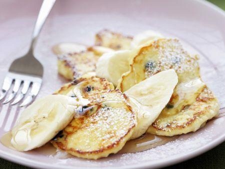 Pfannkuchen auf australische Art (Pikelets)