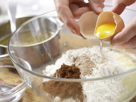Pfefferkuchen-Bausteine: Zubereitungsschritt 3
