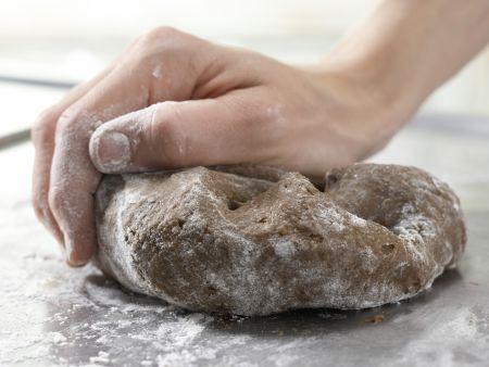 Pfefferkuchen-Bausteine: Zubereitungsschritt 4