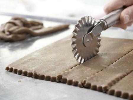 Pfefferkuchen-Bausteine: Zubereitungsschritt 5