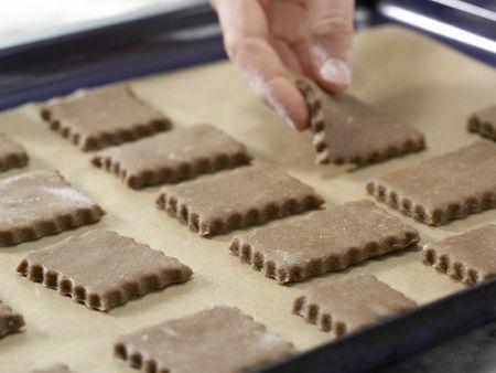 Pfefferkuchen-Bausteine: Zubereitungsschritt 7