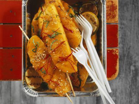 Pikante Ananas