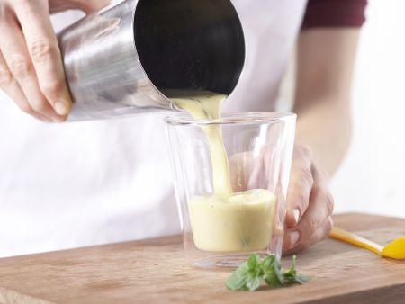 Pikanter Soja-Shake: Zubereitungsschritt 2