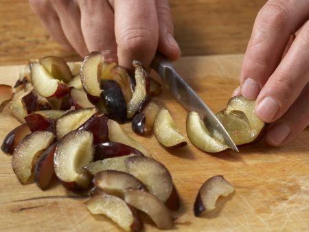 Pikantes Pflaumen-Chutney: Zubereitungsschritt 5