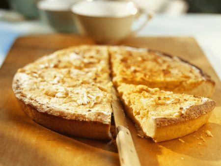 Pinienkern-Zitronenkuchen