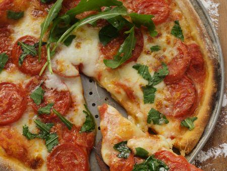Rezept: Pizza Margherita