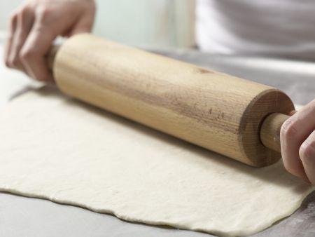 Pizzaschnecken: Zubereitungsschritt 4