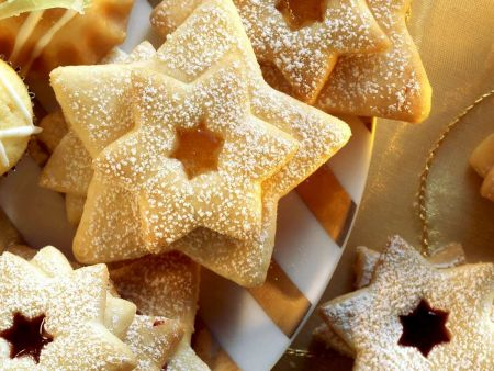 Plätzchen-Sterne