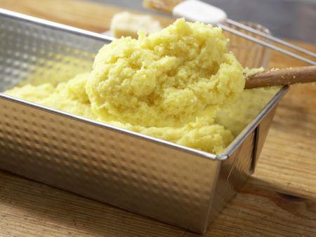 Polenta-Käse-Auflauf: Zubereitungsschritt 2
