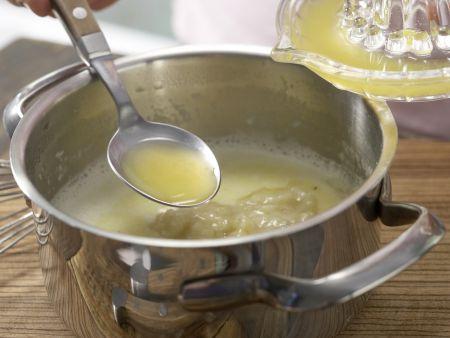 Polenta-Orangen-Brei: Zubereitungsschritt 3