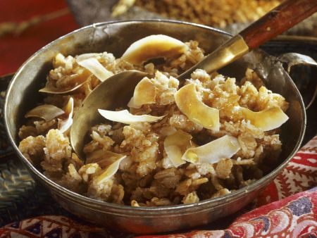 Porridge auf indische Art