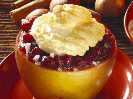 Preiselbeeräpfel
