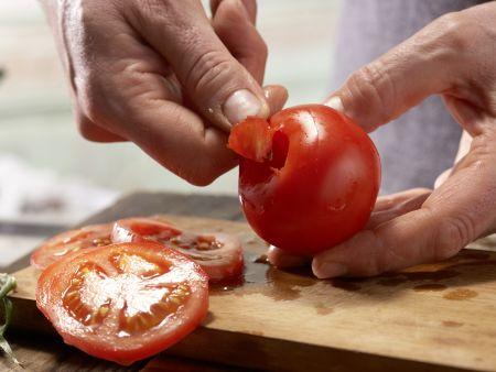 Puten-Avocado-Burger: Zubereitungsschritt 5