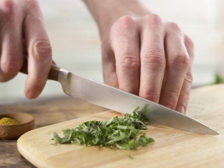 Puten-Sandwich: Zubereitungsschritt 3