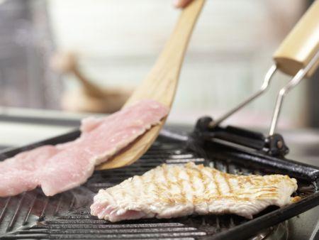 Puten-Sandwich: Zubereitungsschritt 4