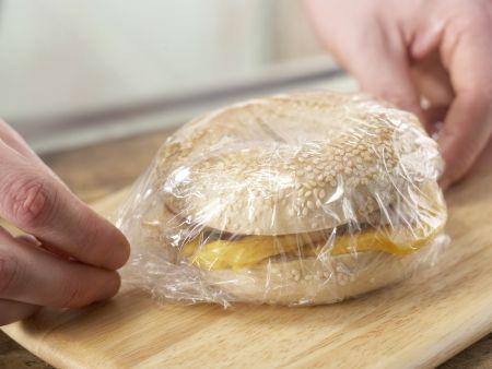 Puten-Sandwich: Zubereitungsschritt 8