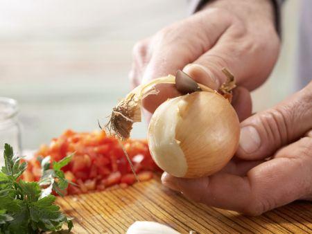 Putenhackbällchen: Zubereitungsschritt 2