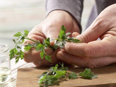 Putenhackbällchen: Zubereitungsschritt 3