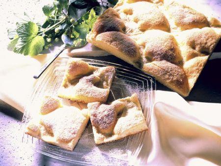 Quark-Blechkuchen