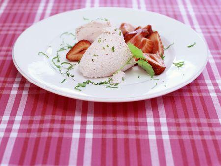 Quark-Erdbeercreme