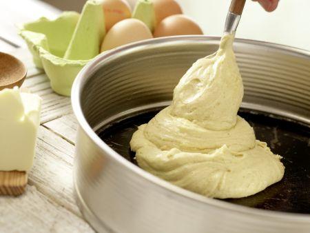 Quarkkuchen: Zubereitungsschritt 4