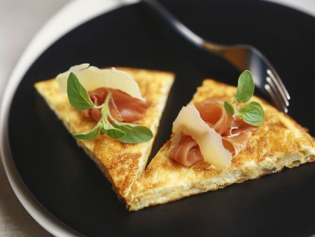 Quiche mit Käse