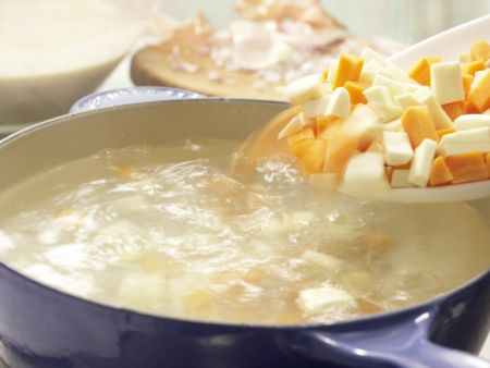 Quinoa-Pfannkuchen: Zubereitungsschritt 6