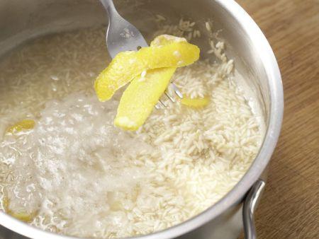 Radieschen-Reis-Salat: Zubereitungsschritt 3