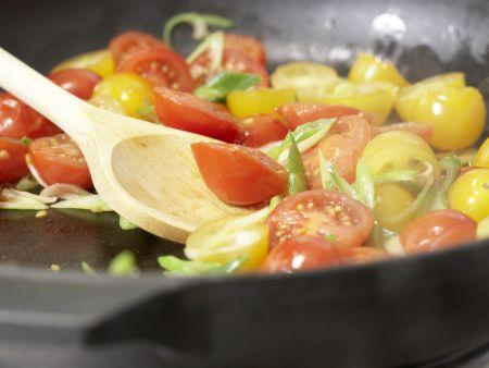 Ravioli mit Hähnchenfüllung: Zubereitungsschritt 11