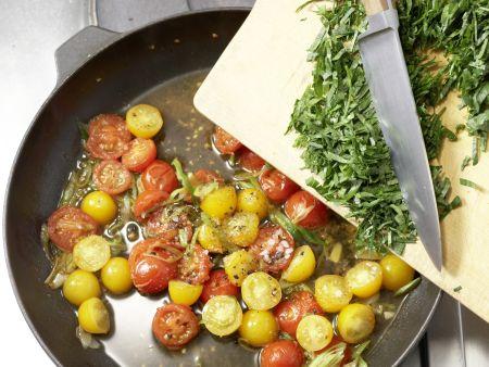 Ravioli mit Hähnchenfüllung: Zubereitungsschritt 12