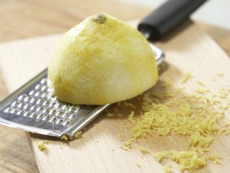 Rehrücken mit Senfkartoffeln: Zubereitungsschritt 5