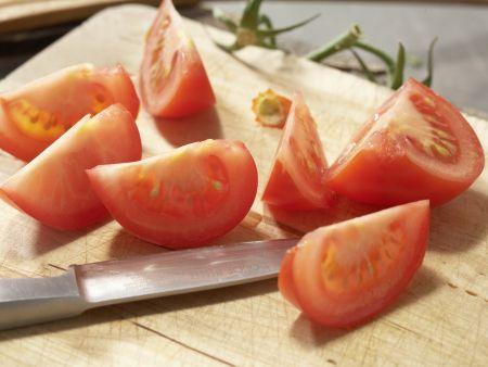 Reis-Zucchini-Puffer: Zubereitungsschritt 7