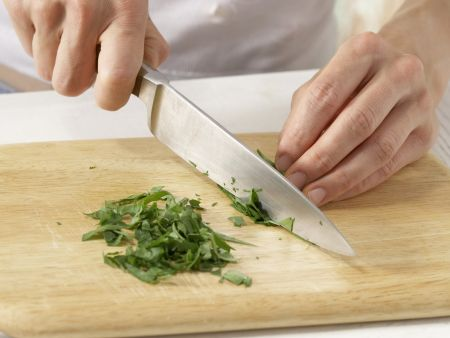 Reissuppe auf griechische Art: Zubereitungsschritt 4