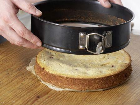 Ricotta-Quark-Kuchen: Zubereitungsschritt 6