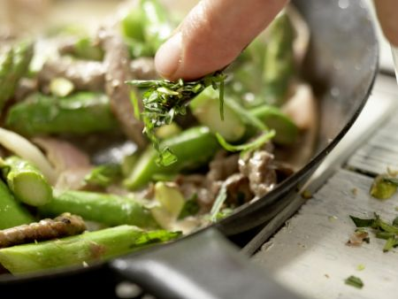 Rindergeschnetzeltes – smarter: Zubereitungsschritt 10