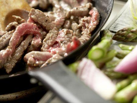 Rindergeschnetzeltes – smarter: Zubereitungsschritt 5