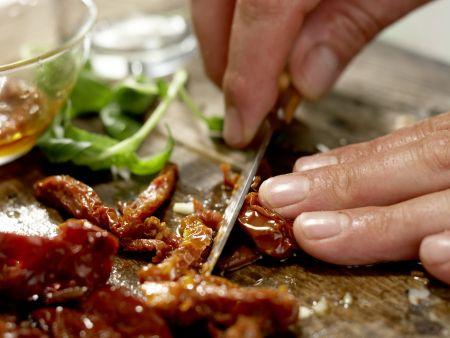 Risotto mit Tintenfisch: Zubereitungsschritt 8