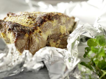 Roastbeef mit Mandel-Remoulade: Zubereitungsschritt 10