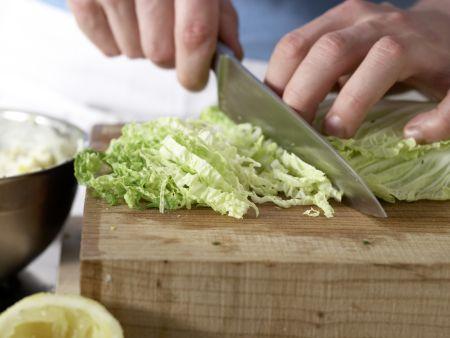 Roastbeef-Röllchen: Zubereitungsschritt 4