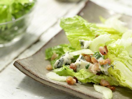 Römersalat mit Roquefort: Zubereitungsschritt 9