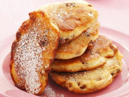Rosinen-Pancakes