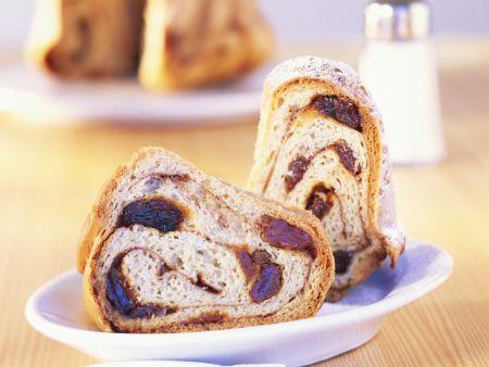 Rezept: Rosinen-Zimt-Kuchen nach Kärtner-Art