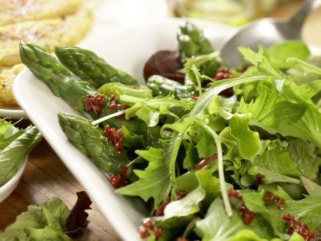 rotbarbe auf salate mix rezept eat smarter. Black Bedroom Furniture Sets. Home Design Ideas