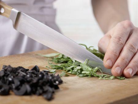 Rotbarschfilet mit Kirschtomaten: Zubereitungsschritt 6