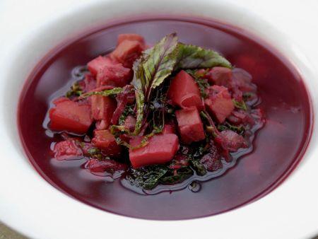 Kochbuch für Rote-Bete-Eintopf-Rezepte
