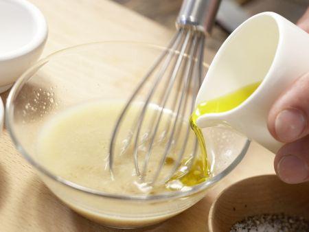 Rote-Bete-Salat mit Putenbrust: Zubereitungsschritt 4