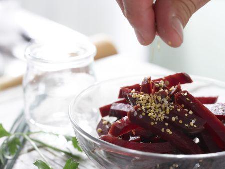 Rote-Bete-Salat: Zubereitungsschritt 3