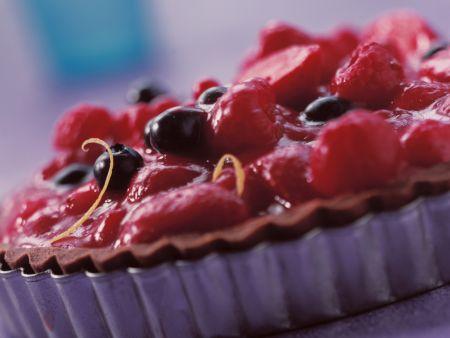 rote gr tze torte rezept eat smarter. Black Bedroom Furniture Sets. Home Design Ideas