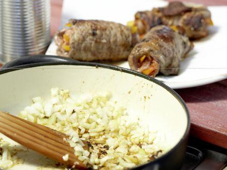 Rouladen auf marokkanische Art: Zubereitungsschritt 10