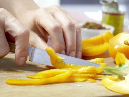 Rouladen auf marokkanische Art: Zubereitungsschritt 2